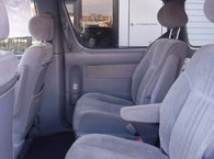 2002 Toyota Sienna CE 7 PASSAGERS