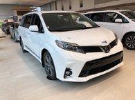 2018 Toyota Sienna SE 8-Passenger