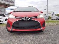 2016 Toyota Yaris SEULEMENT 3 EN INVENTAIRE!!!!