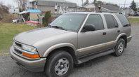 Chevrolet Blazer LS  2003