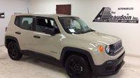 Jeep Renegade Sport,groupe électrique,climatisation,automatique liquidation 2015, faites vite 2015