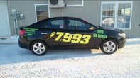 2010 Kia Forte EX $46 / Week