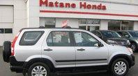 Honda CR-V SE 4 ROUES MOTRICES ÉCONOME EN ESSENCE 2006