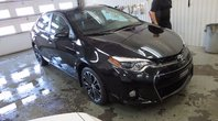 Toyota Corolla S *Gr.TECHNOLOGIE, CUIR, GPS, TOIT OUVRANT* CRUISE CONTROL, SIÈGES CHAUFFANTS, CAMÉRA DE RECUL, ETC. 2014