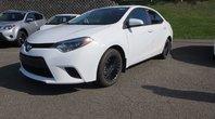 Toyota Corolla CE SPORT PACKAGE *MAGS 17, AILERON, ETC.* ENCORE NEUF  !! FAITE VITE !! 2014