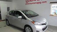 2012 Toyota Yaris LE (57$/SEM) A/C, VITRE