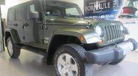 Jeep Wrangler Unlimited Sahara 2 TOITS 2008