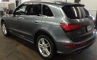 2013 Audi Q5 2.0L Premium S-LINE AWD NAVIGATION PREMIUM SOUND