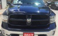 2017 Ram 1500 Outdoorsman  4X4 CREW CAB TRUCK