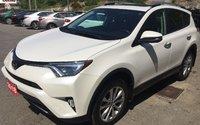 2018 Toyota RAV4 Limited AWD