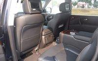 2017 Nissan Armada Platinum 4WD w/Captain's Chairs