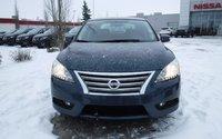 2013 Nissan Sentra 1.8 SL Pkg, Leather, Sunroof, Nav, Low KM