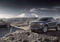 GMC Canyon 2016 : un tout nouveau moteur diesel