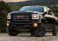 GMC dévoile le nouveau Sierra à poids lourd tout terrain X