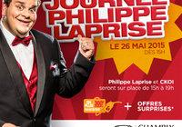Le 26 mai prochain, c'est la journée Philippe Laprise chez Chambly Honda!