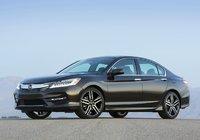 Ce que les médias pensent de la nouvelle Honda Accord 2016