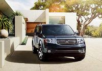 Honda Pilot 2014 – Les vacances en famille