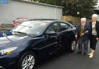Our new Mazda 3!!
