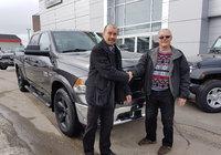 Félicitation à M.Collin pour son nouveau camion.