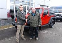 Un gros merci à M.Smith pour ce magnifique Jeep.