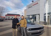 Un gros merci et félicitation à M. Bruno Morin pour l'achat de son nouveau Challenger Shaker et sa fidèle clientèle.
