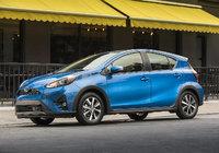 Toyota dévoile la Prius c 2019