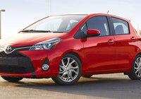 Toyota Yaris 2015, sous-compacte de charme