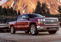 2015 Chevrolet Silverado : tons of power