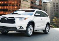 Toyota Highlander 2016 : un multisegment confortable et polyvalent