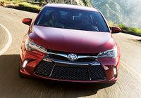Toyota Camry 2015 - Nouvelle et améliorée