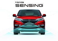Honda Sensing: la sécurité au sommet de nos priorités