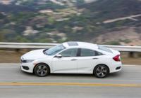 La Honda Civic 2018 est arrivée