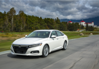 La Honda Accord 2018 élue Voiture nord-américaine de l'année