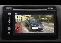 Honda LaneWatch™ blind spot display