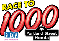 The 5th Annual Race to 1000 begins June 1st
