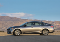 2019 Honda Insight: you quickly learn to love it