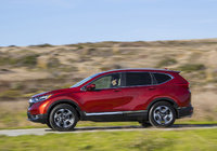 The 2019 Honda CR-V in all its versions