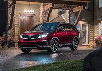 A closer look at the Honda SUV lineup