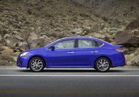 Nissan Sentra 2013 – Confort à l'avant-plan