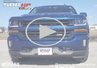 Supercharged 500 HP 2017 Chevrolet Silverado