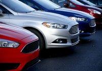 FORD CUTTING BACK ON PASSENGER CARS, FOCUSING ON TRUCKS, SUVS