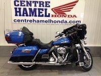 Harley-Davidson FLHTK limited 2011