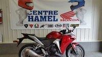 Honda CBR250 2012