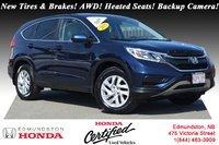 2015 Honda CR-V SE - AWD