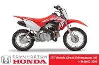 2019 Honda CRF110
