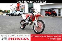 Honda CRF250X  2015