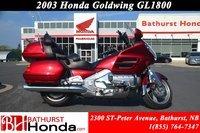 Honda Gold Wing 1800 2003