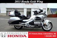 Honda Gold Wing  2013