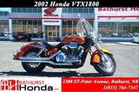 Honda VTX1800  2002