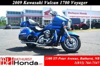 2009 Kawasaki Vulcan 1700 - Voyager